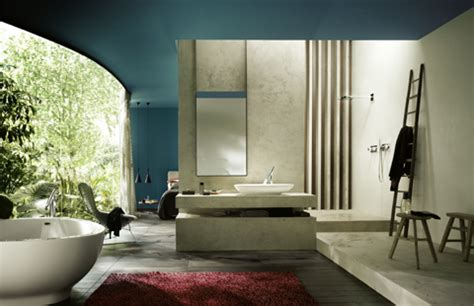 fitting your own bathroom nature is at home everywhere stylepark