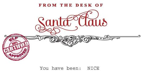 from the desk of santa claus from the desk of santa claus clipart clipartxtras