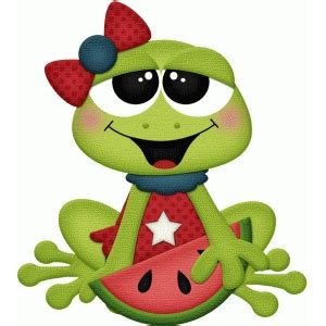 frog design girl effect silhouette design store view design 84018 4th of july