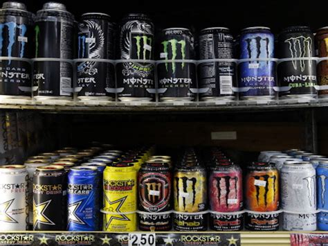 i energy drink here s what energy drinks are doing to your food