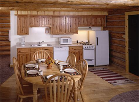 Yellowstone National Park Cabins With Kitchens by Handcrafted Log Cabins Create Unique Lodging Near