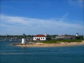 panoramio photo of nantucket island view from ferry
