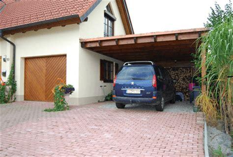 autounterstand kosten flachdach carport auf caport bauen net