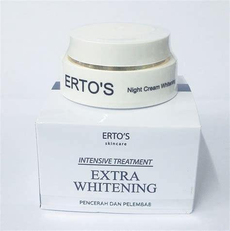 Ertos Whitening ertos whitening bpom original pusat stokis