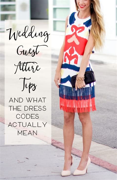 Wedding Attire Tips wedding guest attire tips happily howards