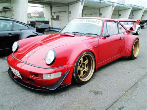 stanced porsche 911 widebody give me your opinion on stanced hellaflush slammed cars