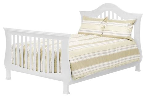 Million Dollar Baby Ashbury Crib White by Million Dollar Baby Classic Ashbury 4 In 1 Crib With