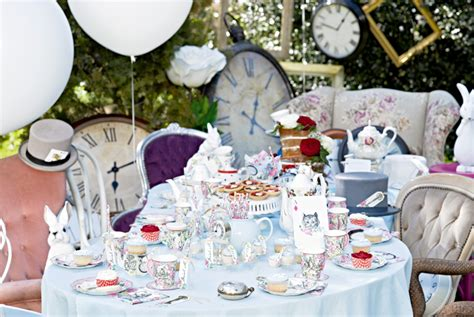 Alice in Wonderland Party Theme   Party Pieces Blog & Inspiration