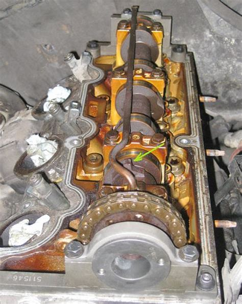 what side does the st go on 4l sohc gasket replace ford explorer and ford