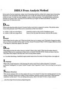 Didls Essay by Helpful Links Tools Mrs Colbert S 11