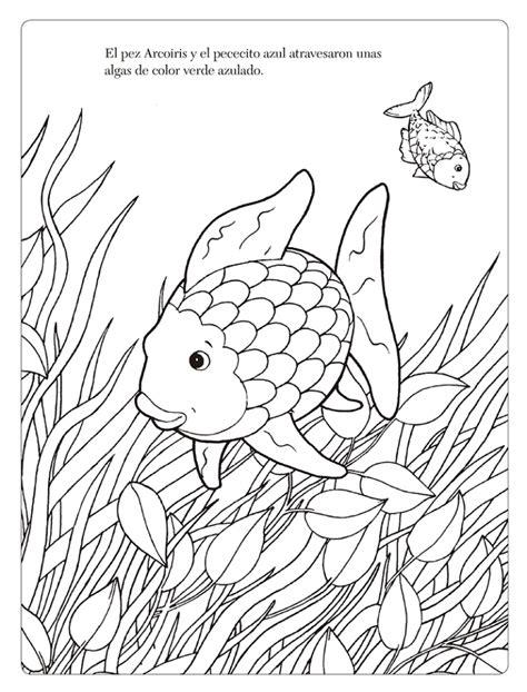 descargar pdf el pez arcoiris libro e en linea pinta con el pez arco 237 ris el pez arco 237 ris actividades megustaleer