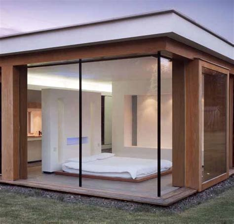 house plans with window walls house with almost half of the external walls made of glass