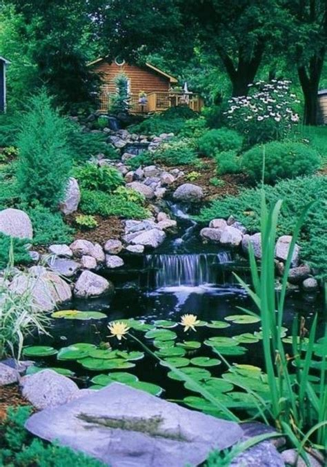 backyard waterfall ideas waterfalls ideas for the backyard ztil news