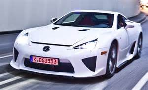 martin the 200mph lexus lfa is so futuristic it
