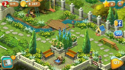 Gardenscapes Pics Gardenscapes Review Create Your Garden One Match 3