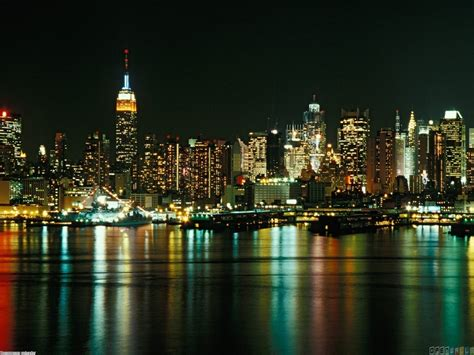 new york city skyline wallpaper 13785 open walls