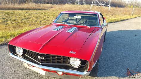 chevrolet camaro ss uk 1969 chevrolet camaro ss ebay