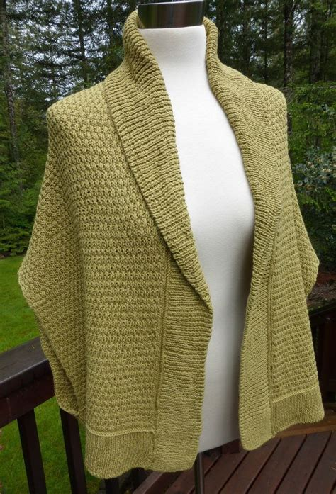 pattern shawl cardigan 1388 best free knitting patterns images on pinterest