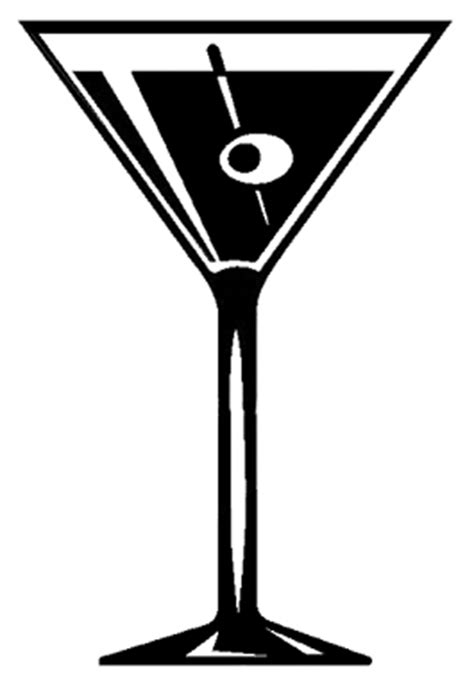 Martini Glass Martini Clipart Clipart Kid Clipartix