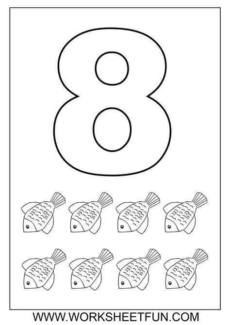 preschool coloring pages for march number 8 coloring png 1 405 215 1 989 pixels march preschool