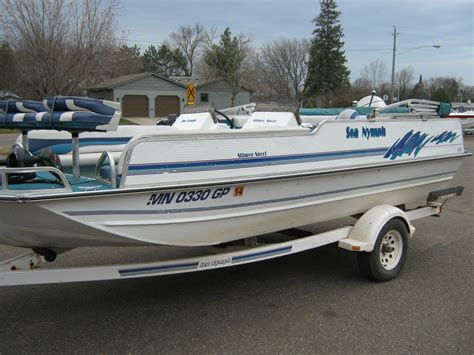 stinger boats sea nymph stinger sport 1994 for sale for 6 500 boats