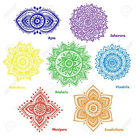 coloring pages chakras recherche google yoga