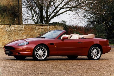 Aston Martin Db 7 by Aston Martin Db7 Db7 Volante 1993 1999 Specifications