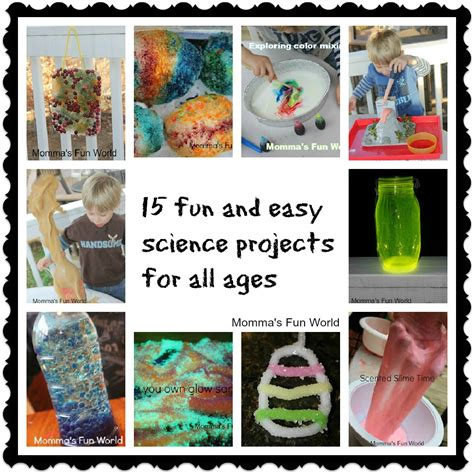 projects toddlers 15 different kid science projects recycling center