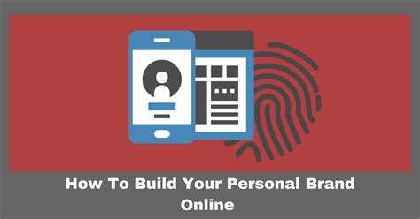 build your online 3 proven steps to build an online brand is it for you
