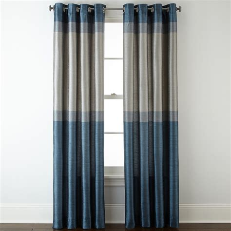 jcpenney drapery panels decor jc penney curtains for elegant interior home decor