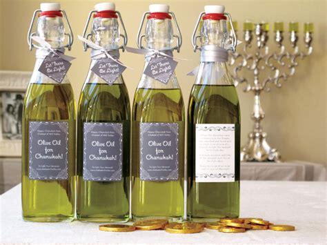 custom labeled olive oil bottles personalized labels hanukkah olive oil gifts evermine blog