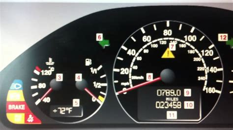 mercedes dashboard symbols mercedes sprinter warning lights triangle