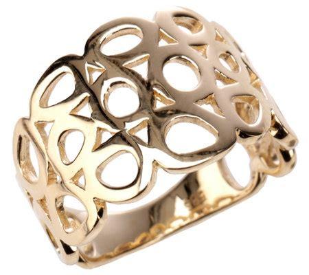Gold Polieren Preis by Goldrausch Ring Gold 585 Poliert Page 1 Qvc De