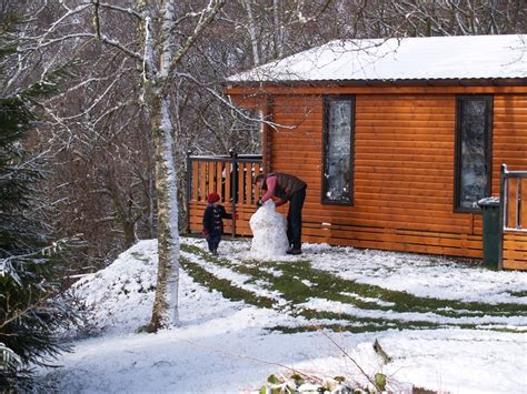 killin log cabins killin self catering visitscotland
