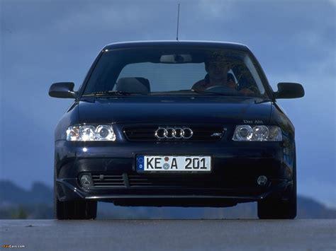 Audi A3 Abt by Abt Audi A3 8l 2000 2003 Photos 1600x1200