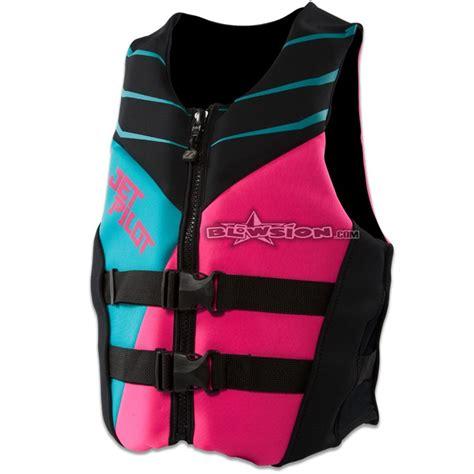 neoprene vest blowsion jetpilot womens apex neoprene vest pink jp16206