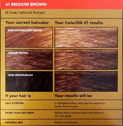 revlon colorsilk beautiful color 41 medium brown hair color free ozstock day revlon colorsilk beautiful color 41