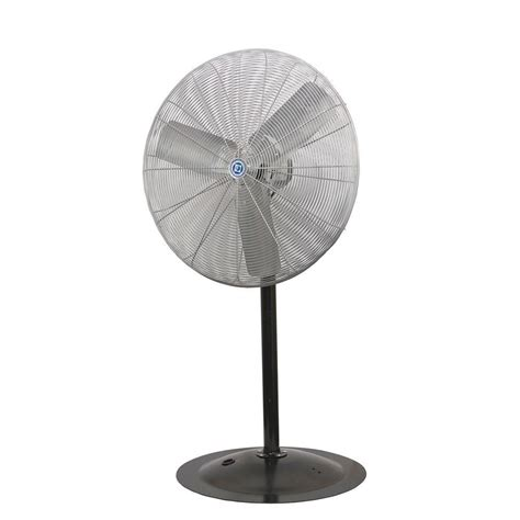 industrial grade pedestal fans 30 leading edge ach series industrial 30 in pedestal mount