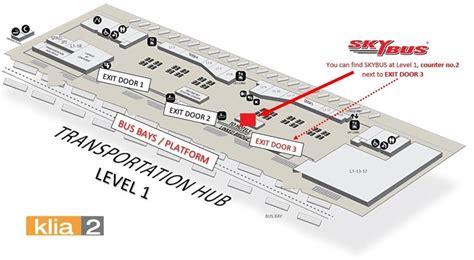 klia airport floor plan skybus busonlineticket com