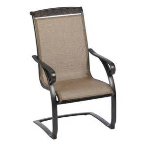 carlisle c spring dining chair set of 6 outdoor dining chairs ace hardware
