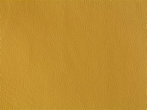 Designer Upholstery Yellow Leather Texture Wallpaper Fabric Material Design