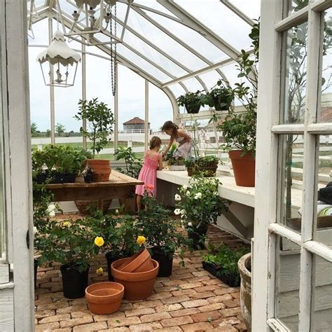 chip and joanna gaines garden april showers bring greenhouse flowers building house