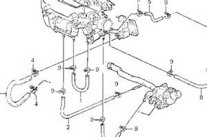 Acura Integra Engine Diagram How Do I Route The Iacv Cooling Hoses On My 91 Integra Ls