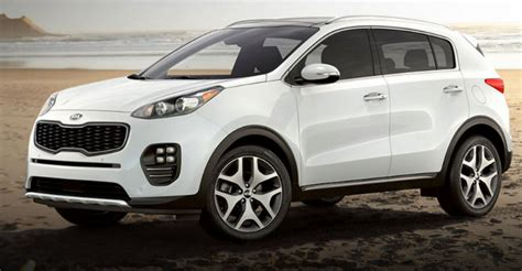 Kia Hiring 2017 Kia Sportage Available Exterior Colors