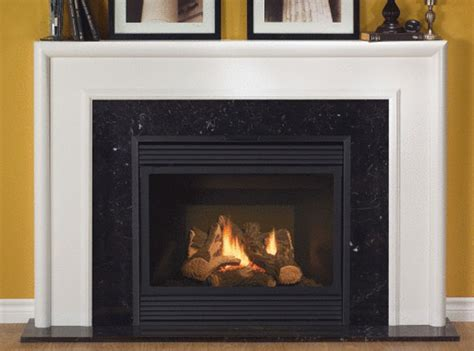 Gas Fireplace And Mantel Gas Fireplace Mantel Design Ideas