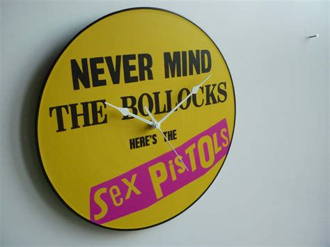 Never Mind never mind the bollocks here s the pistols 12