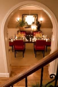 Dining Room Accent Furniture by Dining Room With Red Accent Chairs Dining Rooms Pinterest
