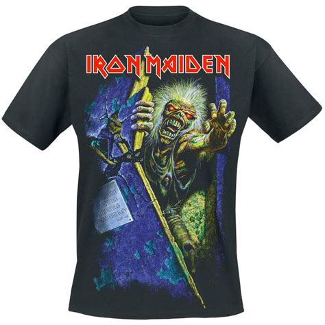Kaos Metal No 48 48 best iron maiden camiseta merchandise images on