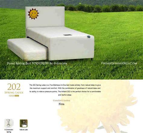 Bed Airland 202 Luxury bed anak harga bed termurah di indonesia