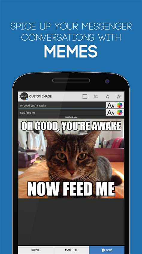 Meme App For Android - memes for messenger android apps on google play